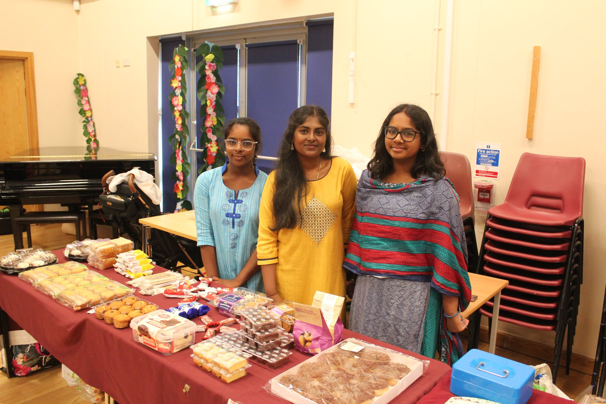 Parents Day & Bake Sale 2019